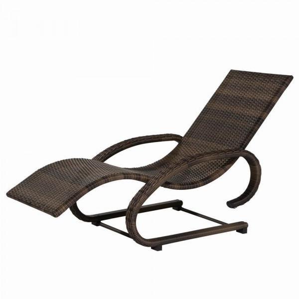 siena garden rio swingliege alu polyrattan mocca preisvergleich ab 188 99. Black Bedroom Furniture Sets. Home Design Ideas