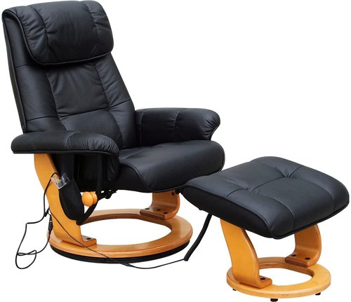 Alpha Techno 7036 Schwingungsfrequenzmassagesessel