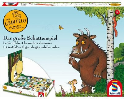 Schmidt Spiele Grüffelo - Das große Schattenspiel