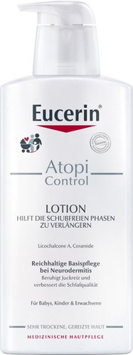 Eucerin AtopiControl Lotion (400 ml)