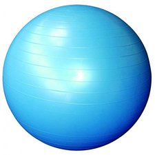 Body One Gym Ball 75 cm mit Luftpumpe