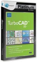 Avanquest TurboCAD 2D Designer 16 (DE) (Win)