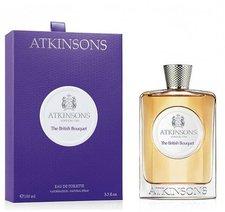 Atkinsons The Legendary Collection British Bouquet Eau de Toilette (100 ml)