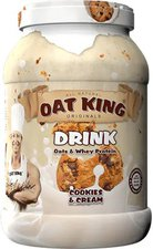 Oat King Getränkepulver Cookies and Cream 1980g