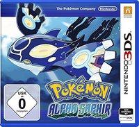 Pokémon: Alpha Saphir (3DS)
