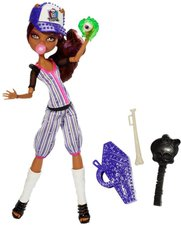 Mattel Monster High - Sport ist Mord - Clawdeen Wolf