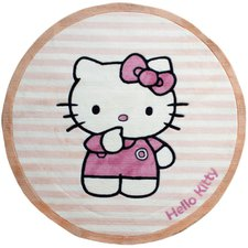 Hello Kitty Teppich Hello Kitty rund