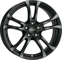Anzio Wheels Turn (6,5x15) Racing-Schwarz