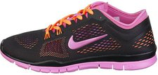 Nike Free 5.0 TR Fit 4 Wmn black/red violet/atomic orange