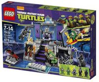 LEGO Teenage Mutant Ninja Turtles - Rettung aus Shredders Versteck (79122)
