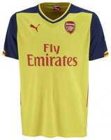 Puma Arsenal London Away Trikot 2014/2015