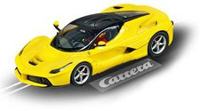 Carrera Digital 132 - LaFerrari gelb