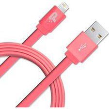 Patriot Lightning Kabel (Made For iPhone,iPad ,iPod ) (pink, 1 Meter)