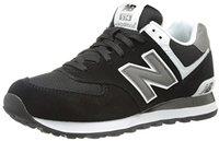 New Balance 574 black/grey/white (574BW)