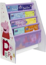 Peppa Pig Sling Bookcase Multi-Color 7193697