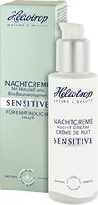 Heliotrop Sensitive Nachtcreme (50 ml)