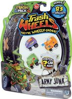 Moose Toys The Trash Pack Wheels 4 Trashes