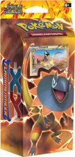 Pokemon XY02 Flammenmeer Themendeck