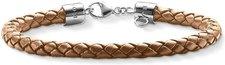 Thomas Sabo Flecht-Armband braun (X0142-134-16)