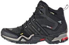 Adidas Terrex Fast X High GTX carbon/light scarlet/black