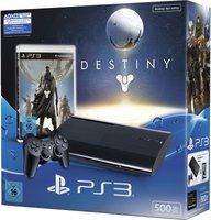 Sony PlayStation 3 (PS3) Super slim 500GB + Destiny
