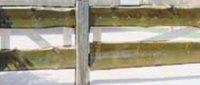 Josef Steiner Bonanza-Zaun Doppeltor 100 x 300 cm