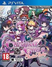 Criminal Girls: Invite Only (PS Vita)