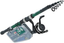 Caperlan Angelset U Fish Freshwater 350