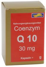 Aartimed Ltd. Coenzym Q 10 30 mg Kapseln (120 Stk.)