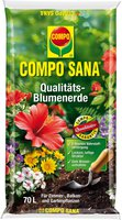 Compo Sana Qualitäts-Blumenerde 70 Liter