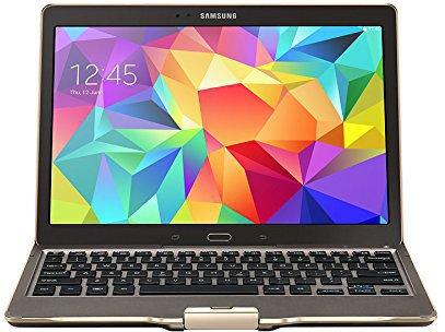 Samsung Bluetooth Tastatur EJ-CT800MAEGDE - Galaxy Tab S 8.4 (bronze) DE