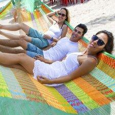 MacaMex Matrimonial Multicolor Plus Netzhängematte