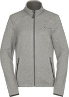 Vaude Women's Rienza Jacket Grey / Melange