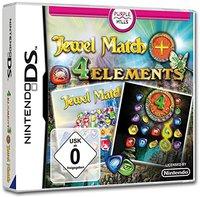 Jewel Match + 4 Elements (DS)