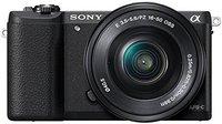 Sony Alpha 5100 Kit 16-50 mm (schwarz)