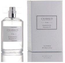 Chabaud Maison de Parfum Innocente Fragilité Ea...