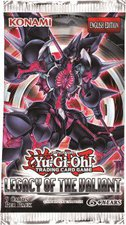 Yu-Gi-Oh Legacy of the Valiant Booster