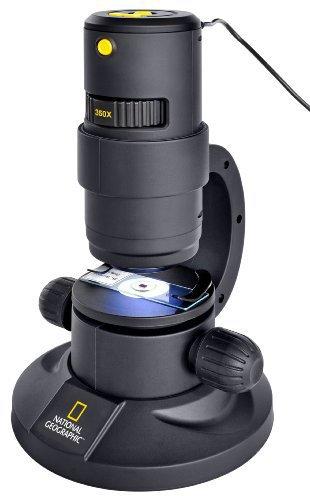 National Geographic Digitales Mikroskop 20x/80x/350x