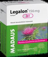 Opfermann Legalon 156 mg Hartkapseln