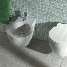 Globo Bowl Wand-Bidet weiß (SBS11.BI)