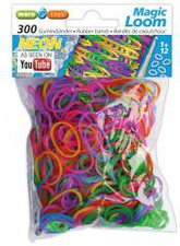 Maro Toys Magic Loom Bands mixed 300 Stück Neon