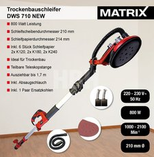 Matrix DWS 710