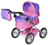 Knorr Puppenwagen One girls purple dream