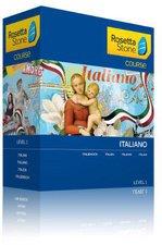 Rosetta Stone Course - Einstiegsniveau Italienisch Level 1 (Multi) (Win/Mac) (Box)