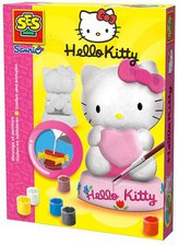 SES Figuren gießen Hello Kitty