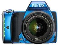 Pentax K-S1 Kit 18-55 mm (blau)