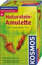 Kosmos Naturstein-Amulette