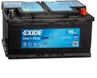 Exide Excell EK950 12V 95Ah
