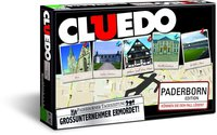 Winning Moves Cluedo Paderborn