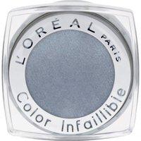 Loreal Indefectible Lidschatten - 20 Pebble Grey (3,5 g)